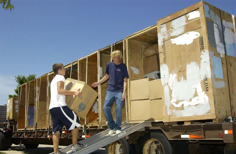 Assurance of belongings' safety